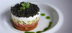 Michael Mina Caviar Parfait