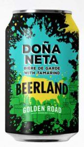 Golden Road Doña Neta Tamarind Beer