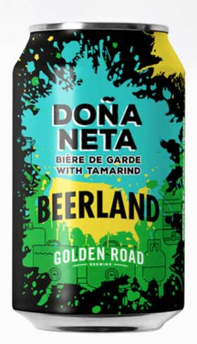 Golden Road Doña Neta Tamarind Beer