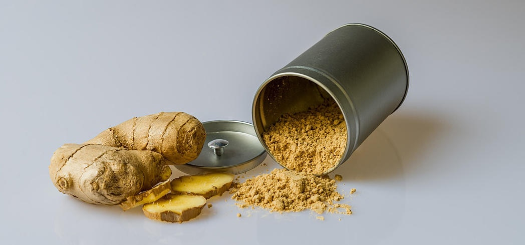 The warming sensation of consuming fresh ginger is a boon for staving off colds, flu, and even skin infections