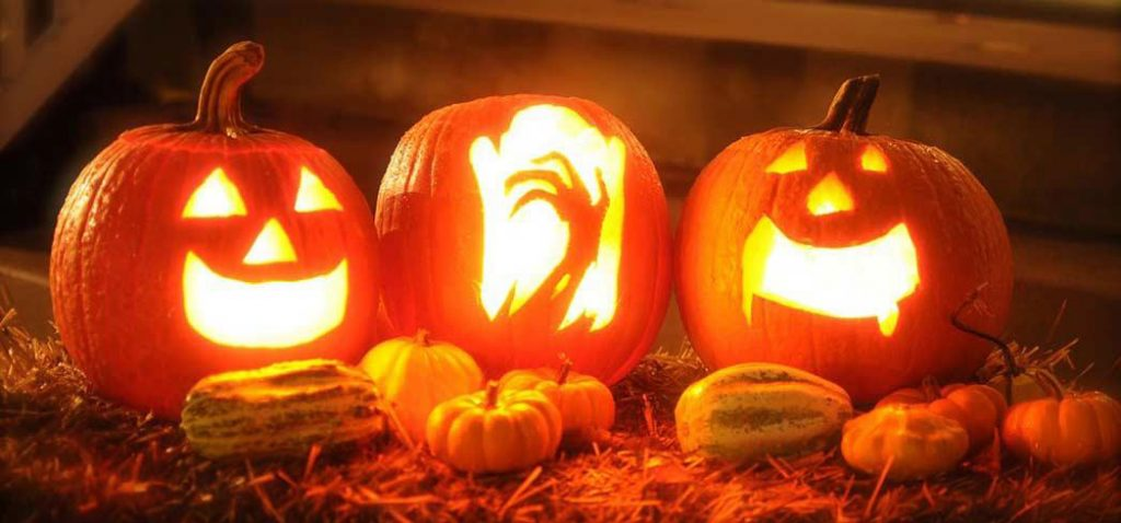 Jack-o-lanterns are perhaps the most iconic element of Halloween
