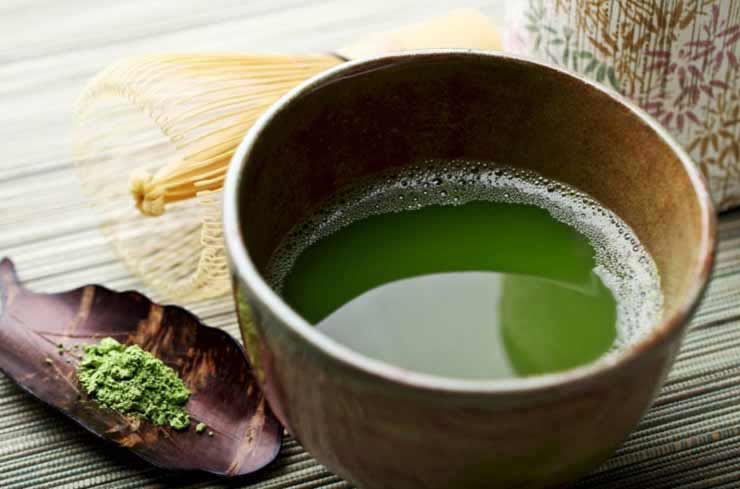 Matcha is rich in antioxidants and nutrients