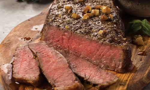 New York strip is a popular beef cut