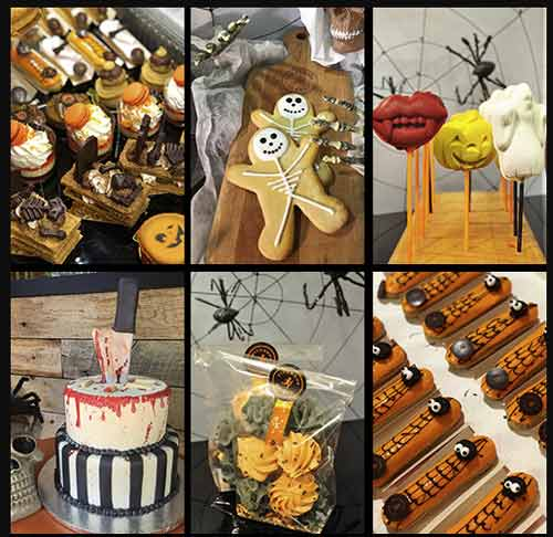 Halloween Bakery Treats at Pitchoun!
