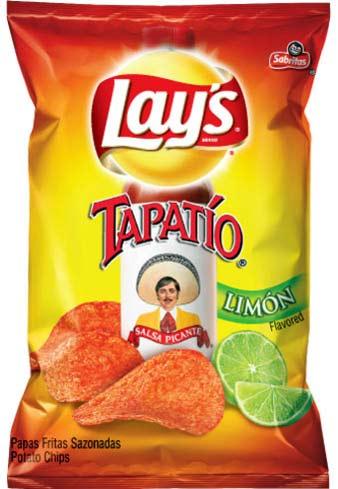 Frito-Lay Tapatío Limón
