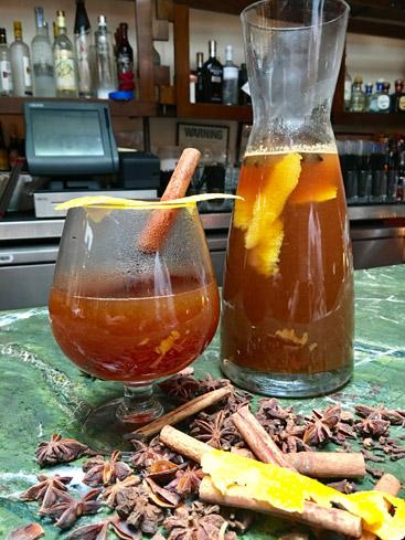 Jäger Spiked Hot Apple Cider