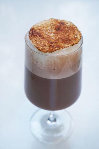 Jamaican Rum Hot Chocolate