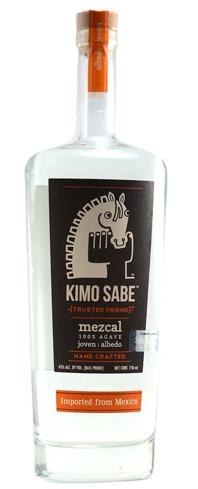 Kimo Sabe Mezcal Joven: Albedo