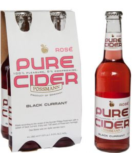 Possmann Pure Cider Rose