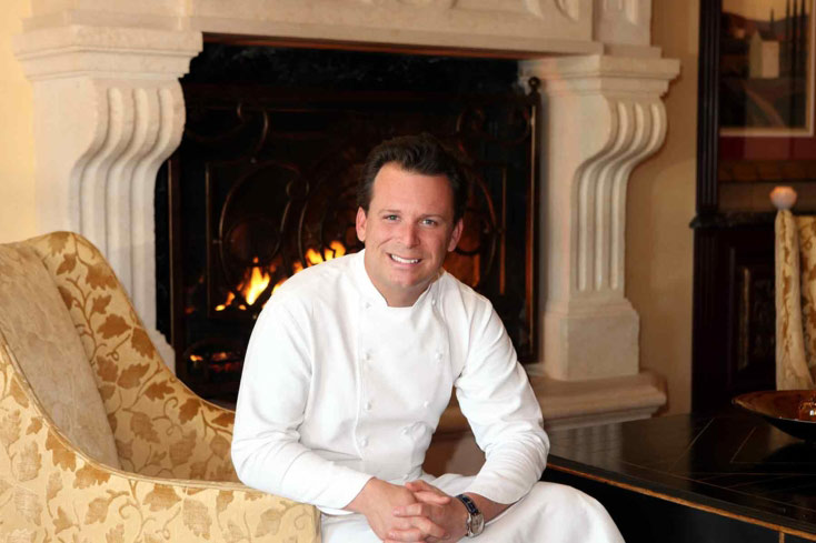 Addison chef William Bradley
