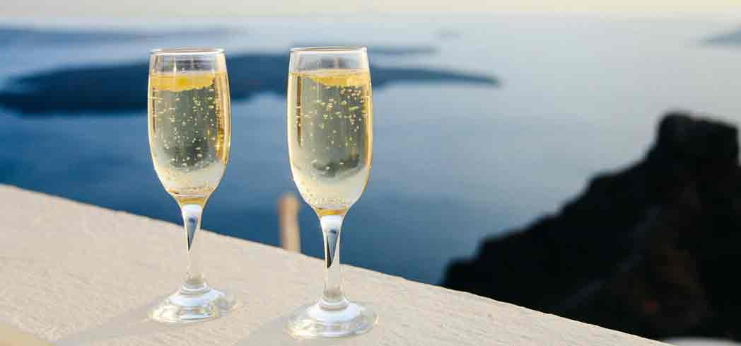 How sparkling wine is made