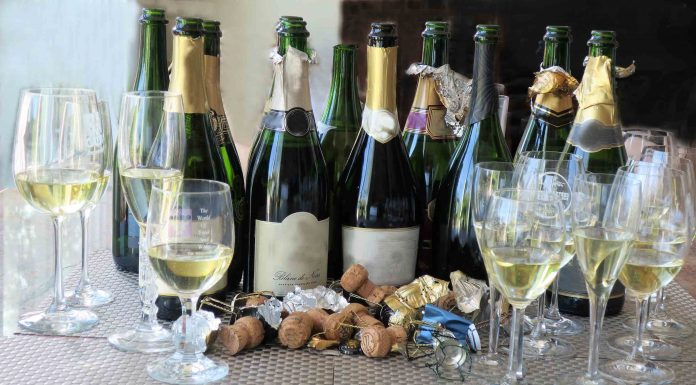 Best sparkling wines in the world