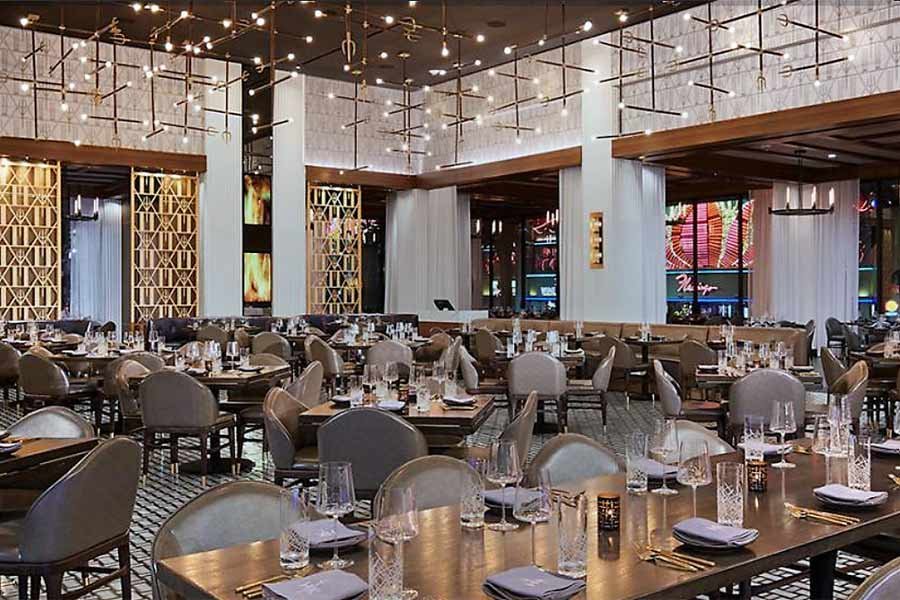 Gordon Ramsay Hell's Kitchen in Las Vegas