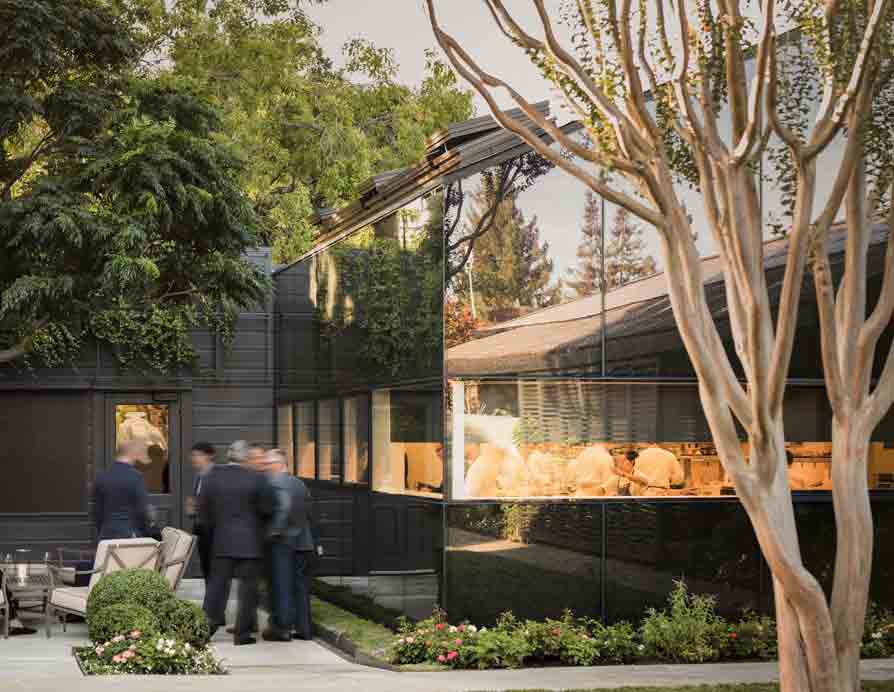The French Laundry after renovations
