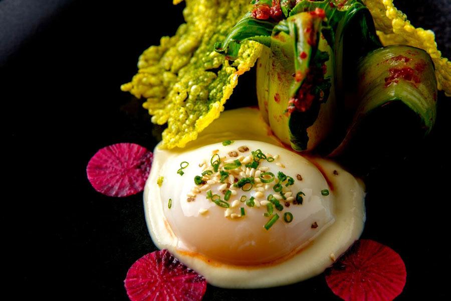 The Alden Pan-Asian Egg