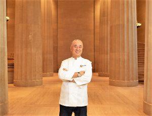 Chef Nobu Matsuhisa - GAYOT 2018 Best Restaurateur
