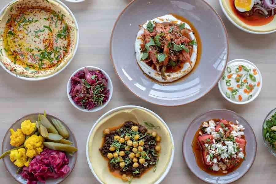 Safta Restaurant Denver - Photo Mike Thurk