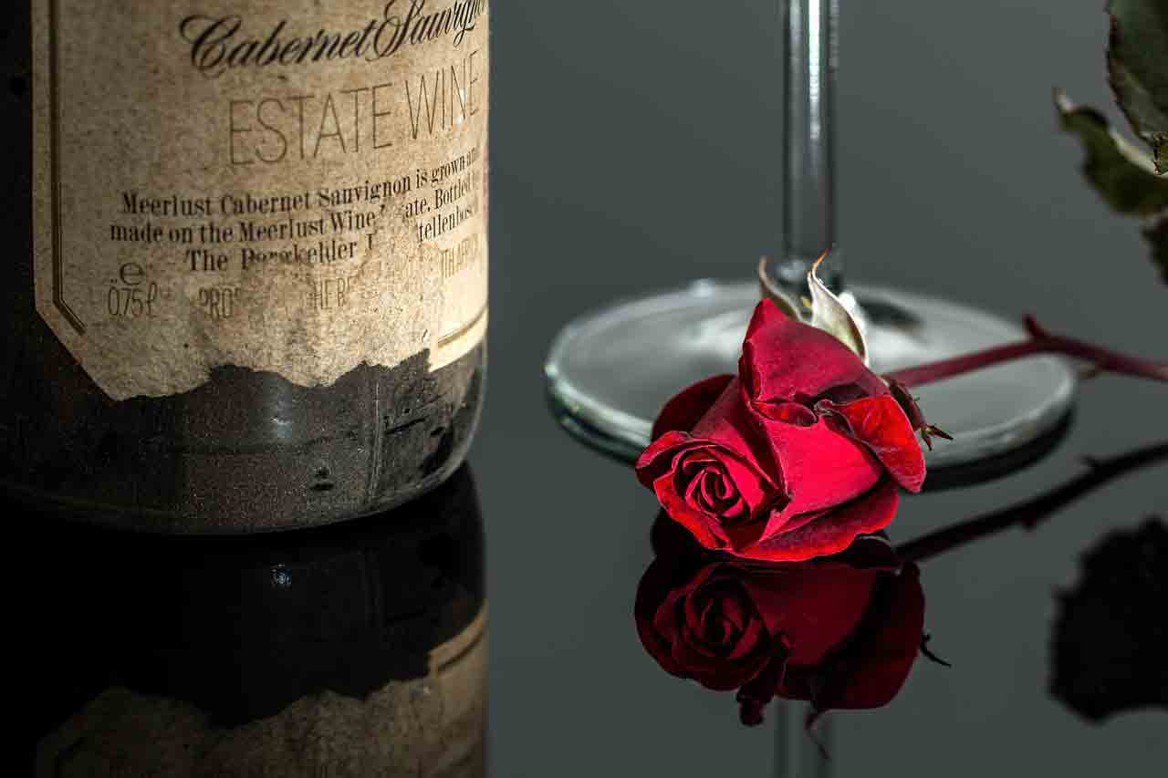 Best romantic wines