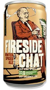 21st Amendment Brewery Fireside Chat