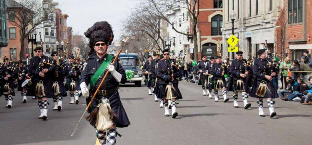 Boston St. Patrick's Day Parade