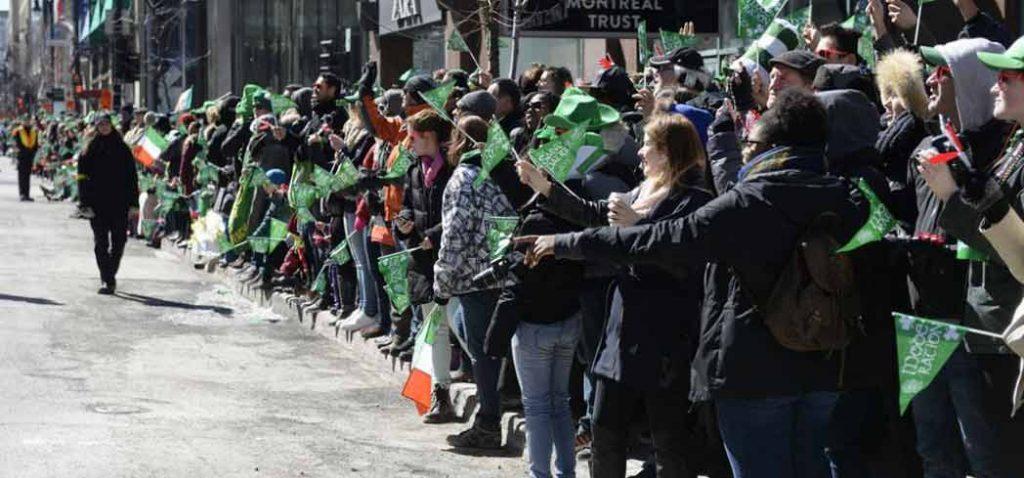 Montréal St. Patrick's Parade