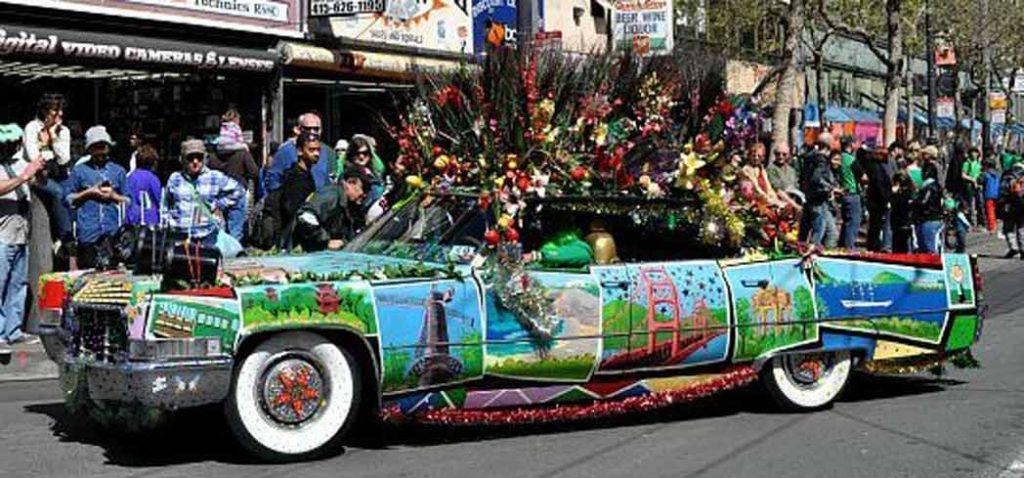 San Francisco Saint Patrick's Day Parade and Celebration