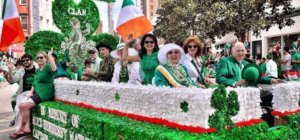 Savannah Saint Patrick's Day Parade