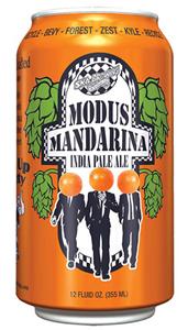 Ska Brewing Modus Mandarina IPA