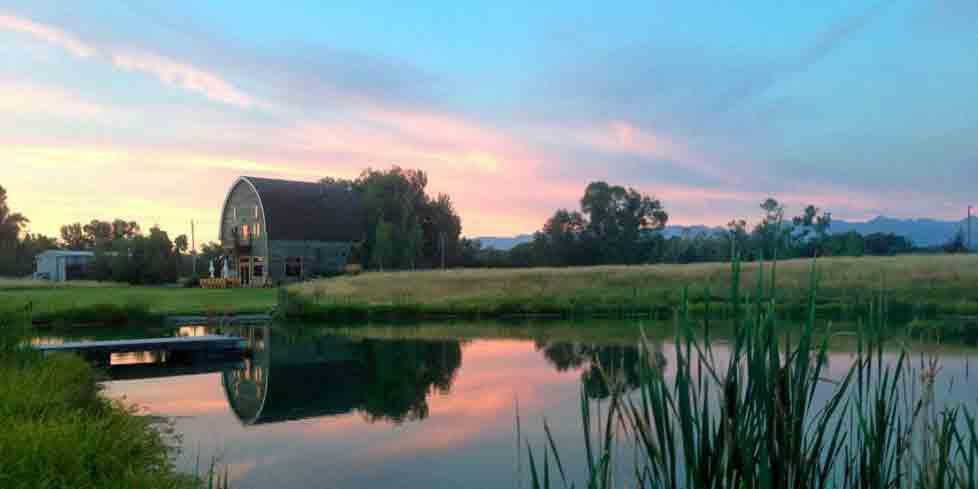 Big Sky Yoga Retreat Montana