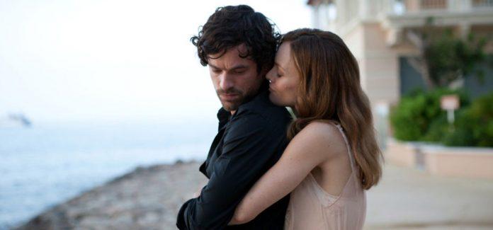 Romain Duris and Vanessa Paradis in L'Arnacoeur
