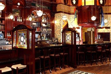 Nine Fine Irishmen, Las Vegas