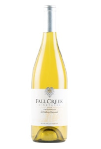 2015 Fall Creek Vineyards Terroir Reflections Series Chardonnay, Certenberg Vineyards