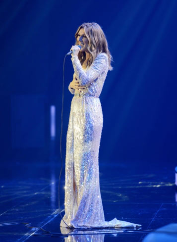 Celine Dion (Photo by Denise Truscello)
