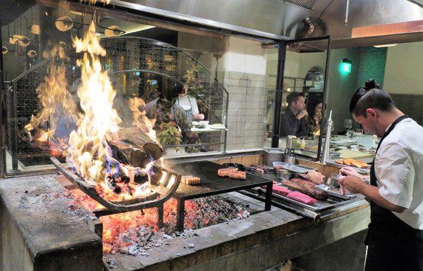 Gwen steakhouse