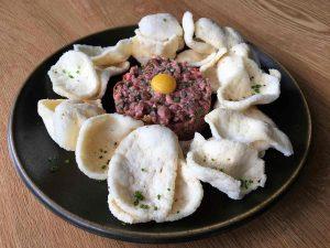 Bone Kettle Steak tartare