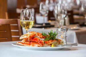 Dutch Harbor King Crab Legs