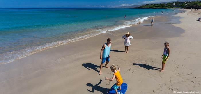 Hapuna Beach State Recreation Area, Hawaii