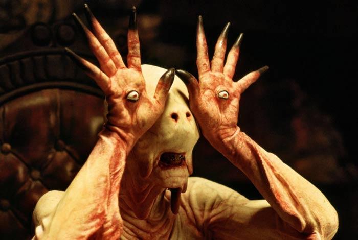 Doug Jones in Pan's Labyrinth