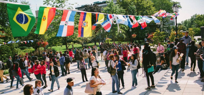 Celebrate Hispanic Heritage Month on college campuses across the US
