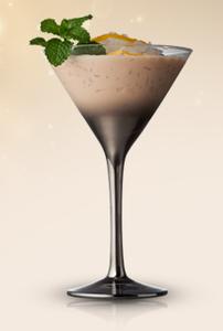Amarula mint cocktail