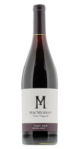 MacMurray Estate Vineyards 2014 Central Coast Pinot Noir