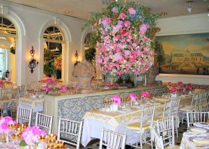 L'Orangerie restaurant Los Angeles