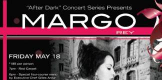 Singer Margo Rey
