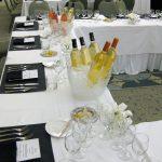 Table of La Cachette Bistro