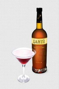 Xanté cocktail