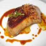 Sautéed foie gras