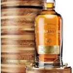 The Balvenie Aged 50 Years with its special packaging