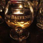 The Balvenie glass