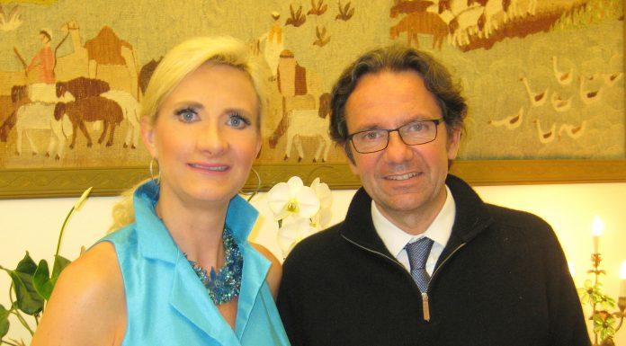 Frédéric Lefebvre - Sophie Gayot