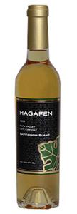 Hagafen Cellars 2009 Late Harvest Sauvignon Blanc